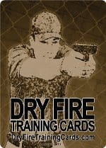 Dry Fire Training Cards